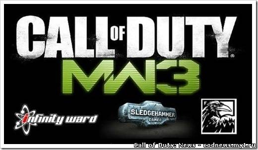 So Modern Warfare 3 has officially been announced and Activision have